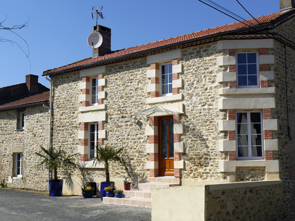 Les Ammonites Holiday Home in Sainte Cecile