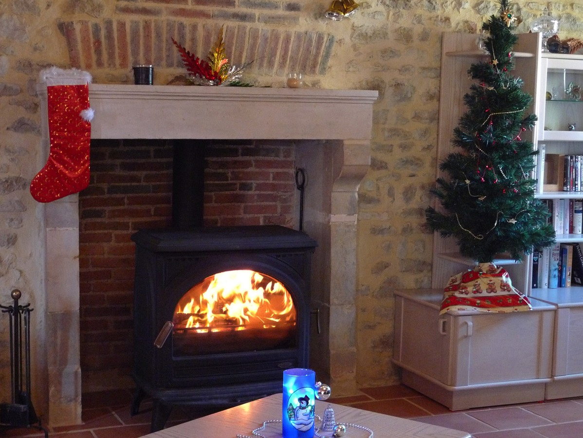 christmas promotion at gites les chaffauds holiday homes